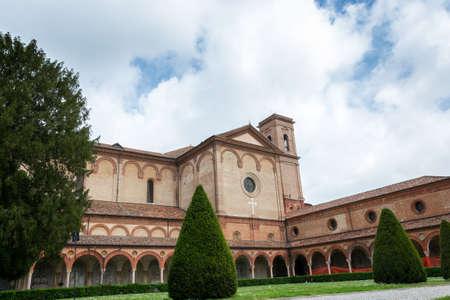 monumental: The monumental graveyard of Ferrara city