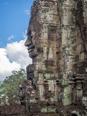 Gezichten van Cambodja