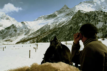 sleigh-ride through winterland photo
