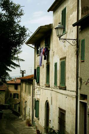 old unhurried Italian village