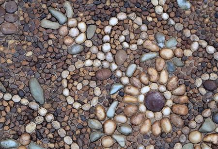 piso piedra: Fondo de la textura de suelo de piedra. Foto de archivo