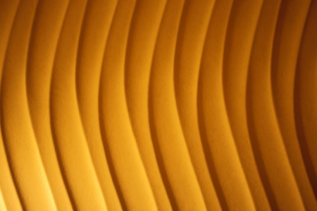 curve line: Blurred curve line wall, abstract background.