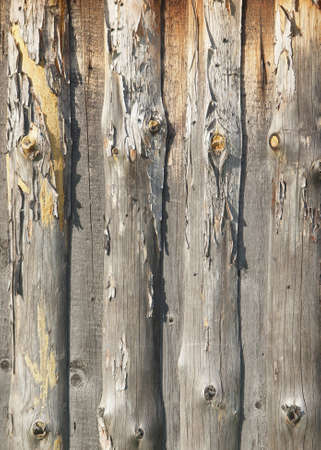 Pattern of old weathered timbered wall Stock Photo - 7729366