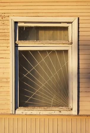 millan: window Stock Photo
