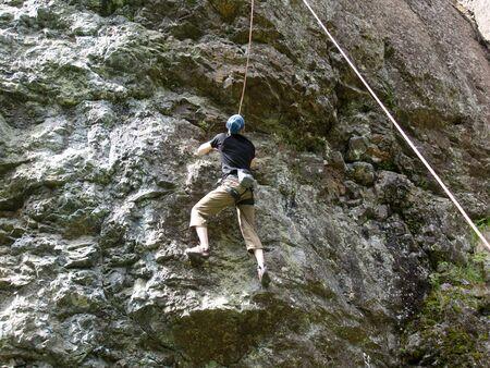 Climbing Editorial