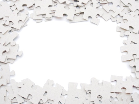 Puzzleteile Standard-Bild - 14805136