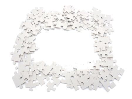 Puzzleteile Standard-Bild - 14805087