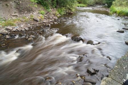 cataract falls: river Stock Photo