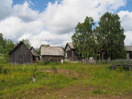 village summer photo