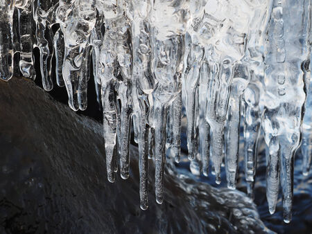 wintrily: ghiaccioli