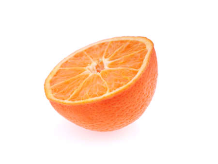 cantle: orange on a white background
