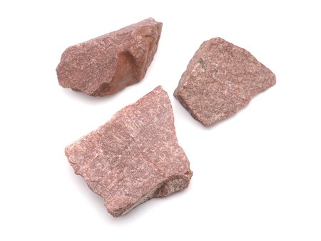 mudstone: quartzitic sandstone crimson on a white background