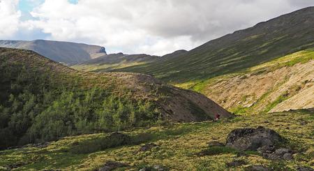 Hibiny mountains Stock Photo