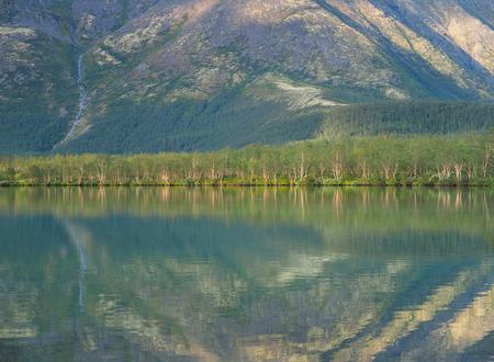 Lake in the Hibiny