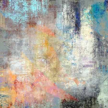 colorful grunge: Color grunge background, scratched surface
