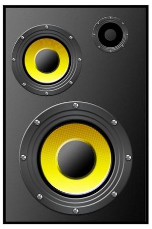 preamp: Speaker system
