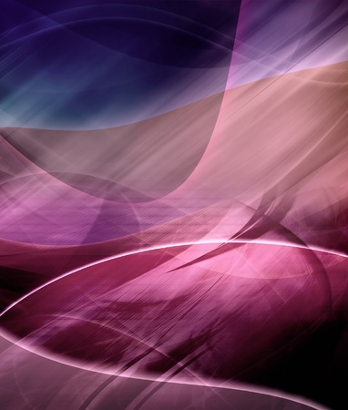 Abstract futuristic purple background