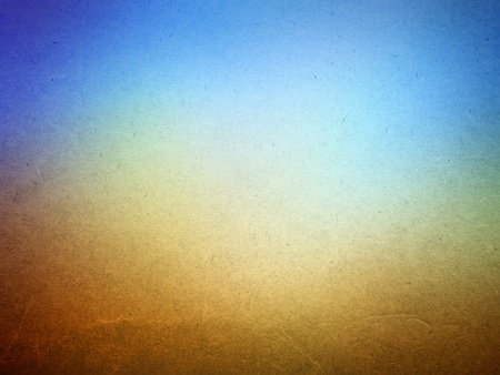Grunge color background, blue and brown color paper texture Stock Photo - 10328729