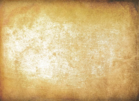 Old paper texture, scratched surface Stock Photo - 10765676