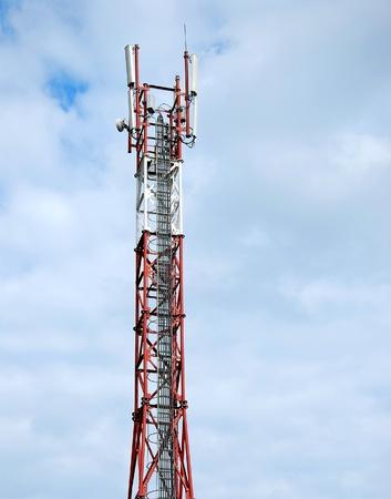 Telecommunication tower Stock Photo - 10995296