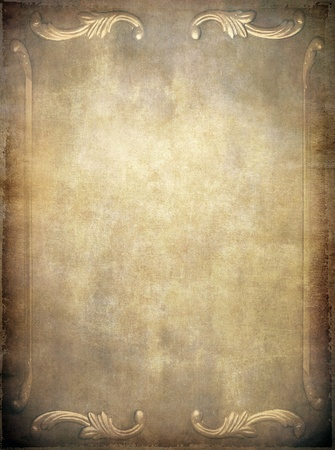 Old paper texture Stock Photo - 11019723
