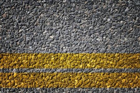 Road texture, highway asphalt close up photo