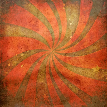 graffiti brown: Color de fondo Vintage