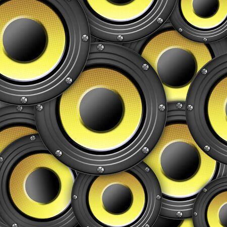 sub woofer: Musical background, speaker system