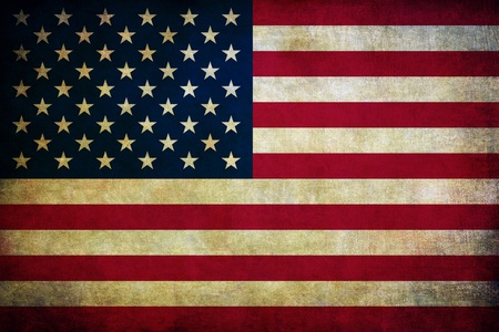 American flag Stock Photo - 12185144