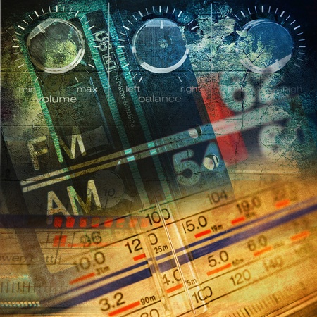 siebziger jahre: Radio-, Technologie-Hintergrund