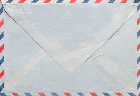 Crumpled post envelope photo