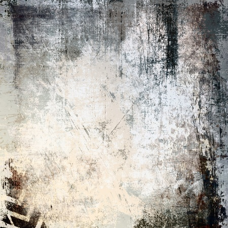 distressed texture: Grunge scratched surface