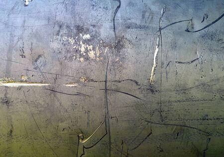 aircraft rivets: Rusty metal texture