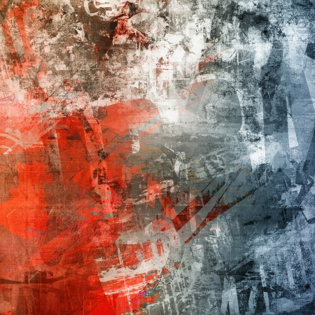 Abstract grunge background, colorful texture photo