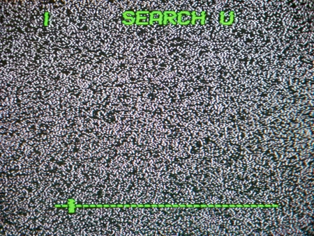 TV noise background photo