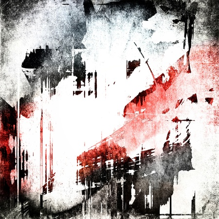 Art grunge background, color illustration illustration