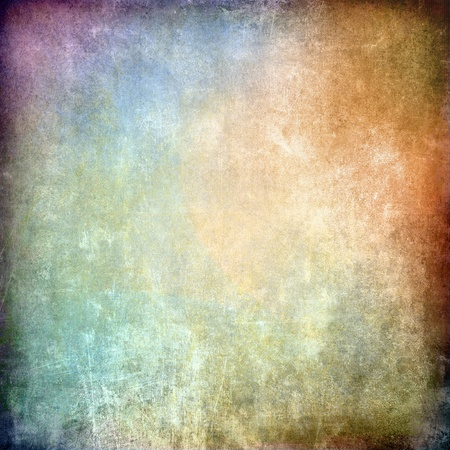Grunge colorful texture, scratched dirty surface Stock Photo - 15104556