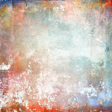 Grunge scratched background photo