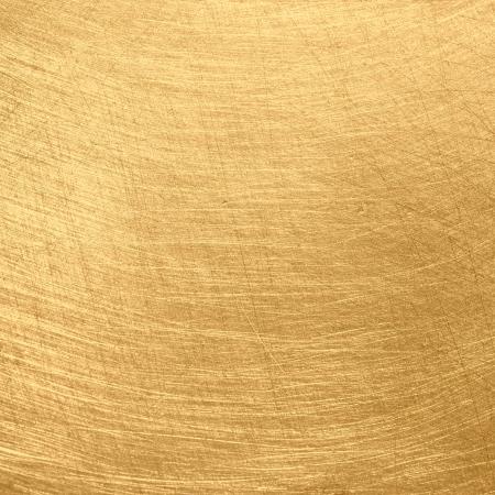 Gold poliert Metall Textur