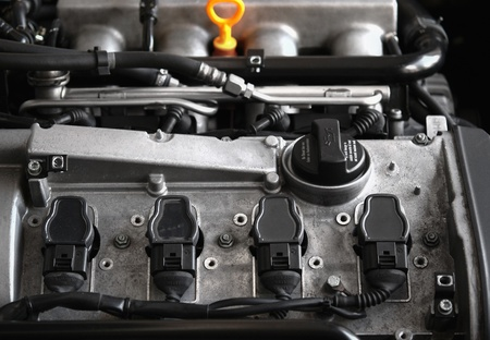 Car engine close up Stock Photo - 20959844