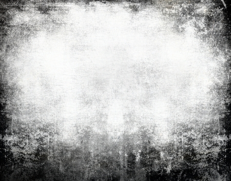 Black and white grunge background Stock Photo - 20959850