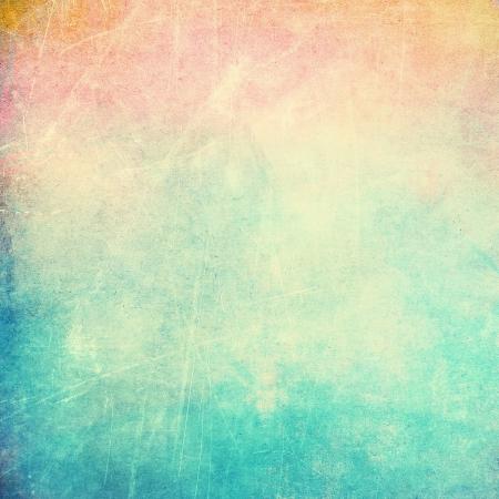 다채로운 빈티지 배경