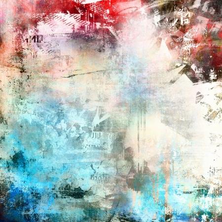 Grunge colorful background Stock Photo - 20952761