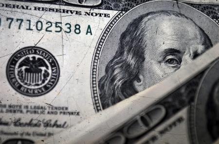 Dollars background Stock Photo - 21086452