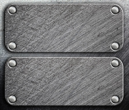 Riveted metal background Stock Photo - 21220849