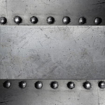 scratched metal: Metal texture