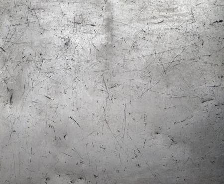 polished metal: Scratched metal texture