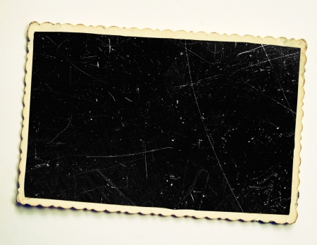 Vimtage photo frame