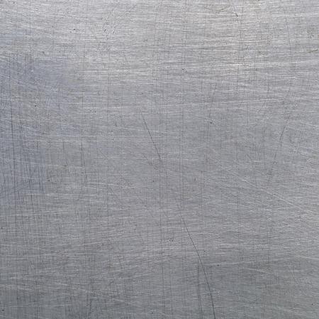 metales: Textura de metal rasguñada Foto de archivo