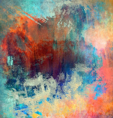 Watercolor grunge background Standard-Bild